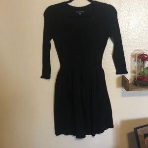 Black AE Dress Long Sleeve